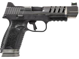"FN 509 LS EDGE 9mm Luger Semi-Automatic Pistol 5"" Barrel 17-Round"