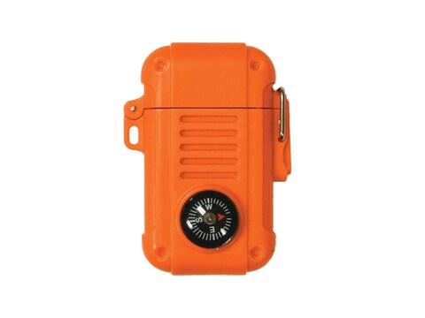UST Wayfinder Windproof Piezo-Electric Lighter Orange