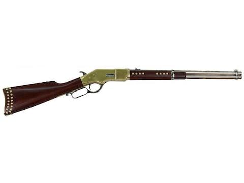 """Cimarron 1866 Indian Carbine 45 Colt (Long Colt) 19"""" Barrel Walnut"""