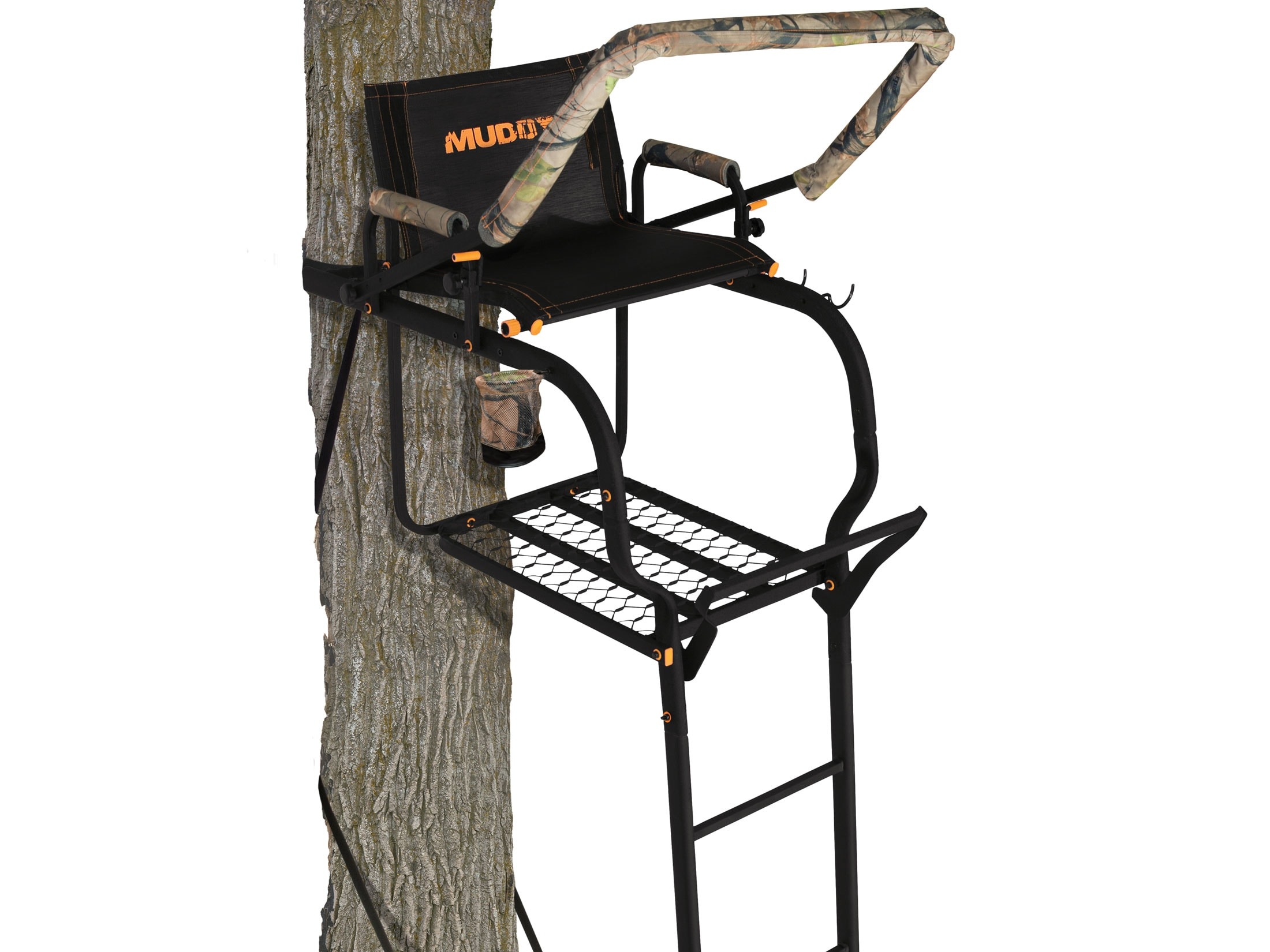 Muddy Odyssey Ladderstand Black