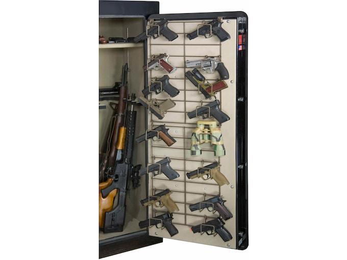 Rack'Em Racks The Maximizer Full Door 16 Pistol Rack Black