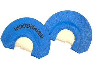 Woodhaven Blue Cutter Diaphragm Turkey Call