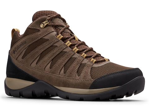 Columbia Redmond V2 Mid Hiking Boots Suede/Leather