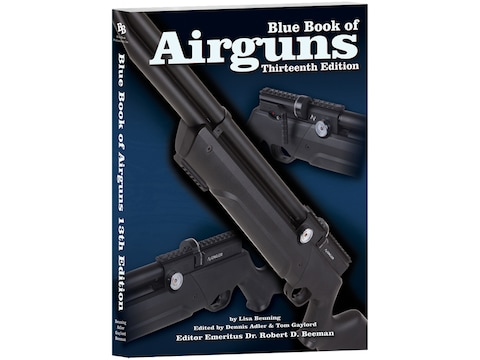 Blue Book of Airguns 13th Edition by Lisa Beuning