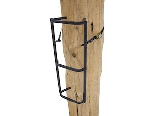 "Rivers Edge Grip Rail Treestand Climbing Stick 32"" Steel Gray"