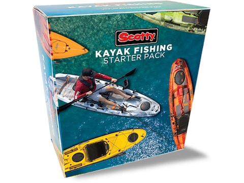 Scotty Kayak Fishing Starter Pack