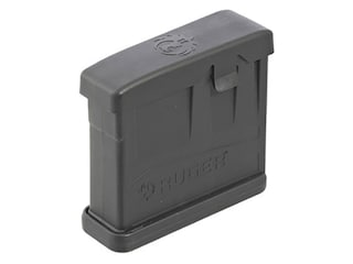 Ruger Magazine Ruger Precision Rifle AICS Short Action 308 Winchester 5-Round Polymer Black