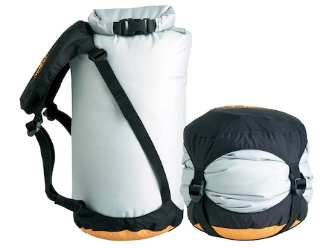 Sea to Summit eVent Compression Dry Bag Gray