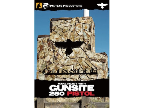 "Panteao ""Make Ready with Gunsite: 250 Pistol"" DVD"