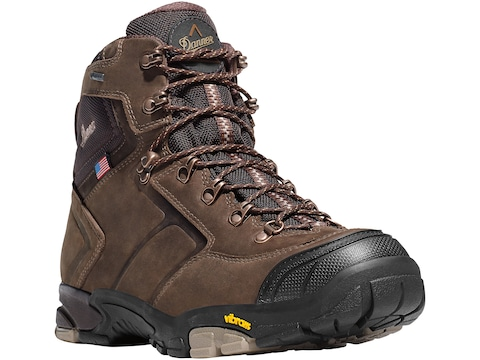 """Danner Mt. Adams 4.5"""" GORE-TEX Hiking Boots Leather and Nylon Brown Men's"""