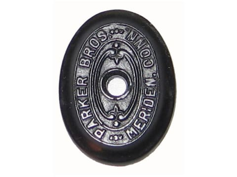 Vintage Gun Grip Cap Parker Small Polymer Black