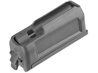 Ruger Magazine Ruger American Short Action 308 Win, 6.5 Creedmoor 4-Round Polymer Black
