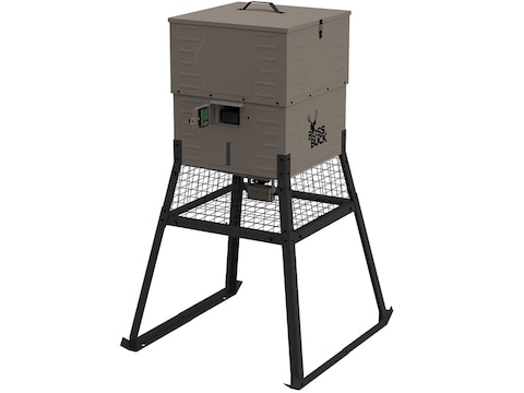Boss Buck 600lb Stand and Fill Sled Feeder