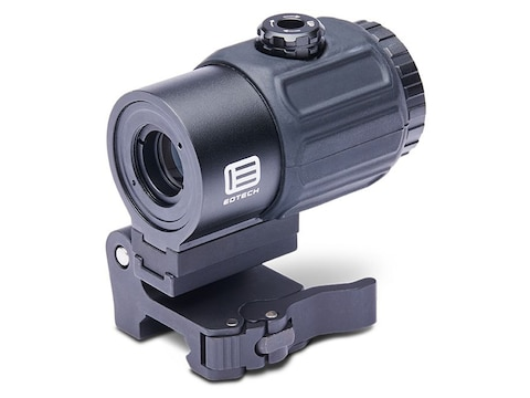 EOTech G43 Micro 3x Magnifier with Switch to Side Quick Detachable Mount Matte