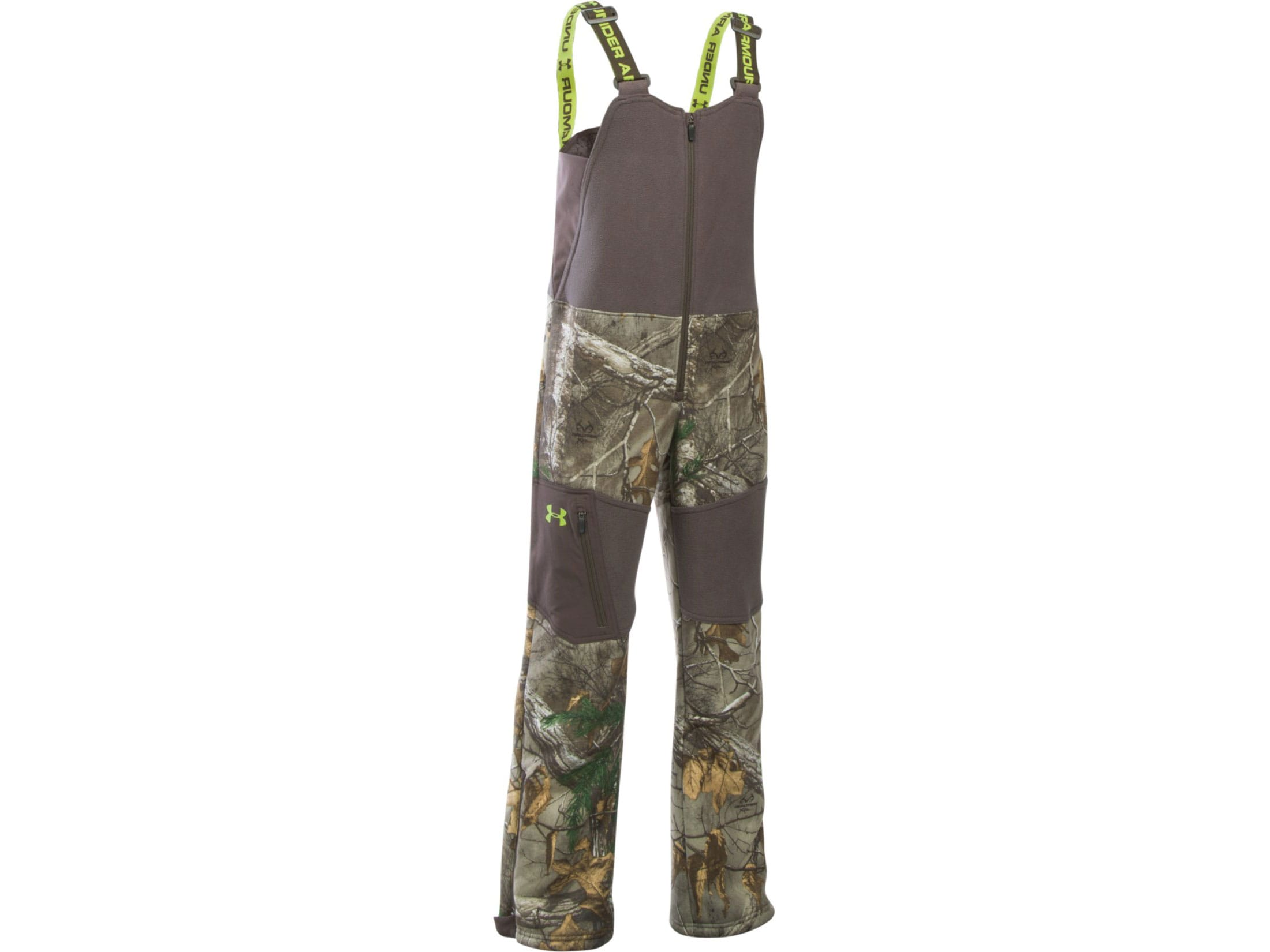 Under Armour Boy S Ua Stealth Insulated Bibs Polyester