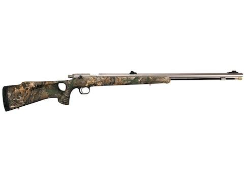"Knight Bighorn Full Plastic Jacket Muzzleloading Rifle .50 Caliber 26"" Stainless Steel ..."
