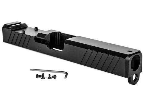 ZEV Technologies Z17 Duty Slide with Trijicon RMR Cut Glock 17 Gen 3 Stainless Steel Bl...