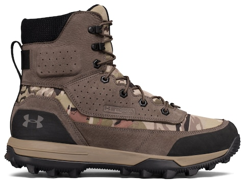 """Under Armour UA Speed Freek Bozeman 2.0 8"""" Hunting Boots Leather/Synthetic Men's"""