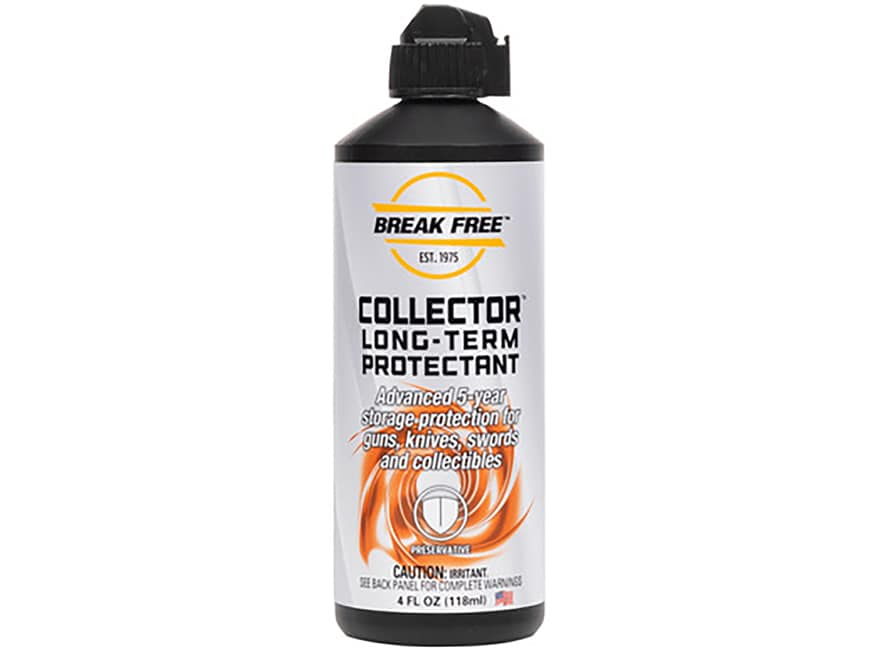Break-Free Collector Long Term Gun Storage Preservative Gun Oil 4oz