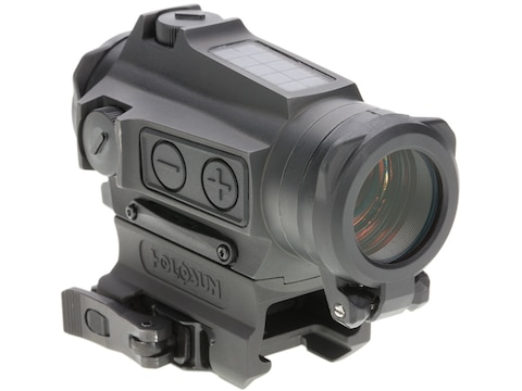 Holosun Red Dot Sight 1x 20mm 65 MOA Circle with 2 MOA Dot Weaver-Style Co-Witness Moun...