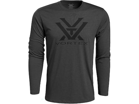 Vortex Optics Men's Core Logo Long Sleeve T-Shirt