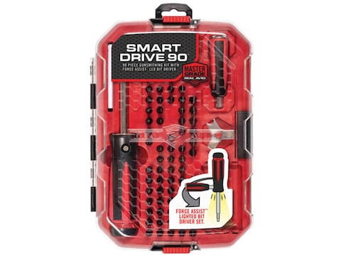 Real Avid Smart Drive 90-Piece Screwdriver Set