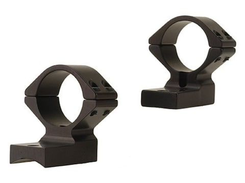 Talley Lightweight 2-Piece Scope Mounts with Integral Extended Rings Savage 10 Through ...