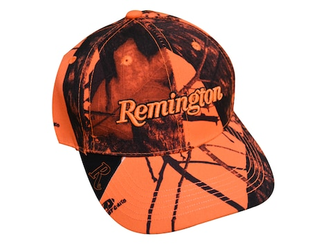 Remington Men's Low Crown Logo Cap