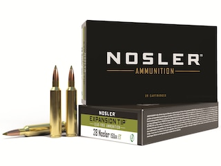 28 Nosler Ammo | Shop Now and Save @MidwayUSA
