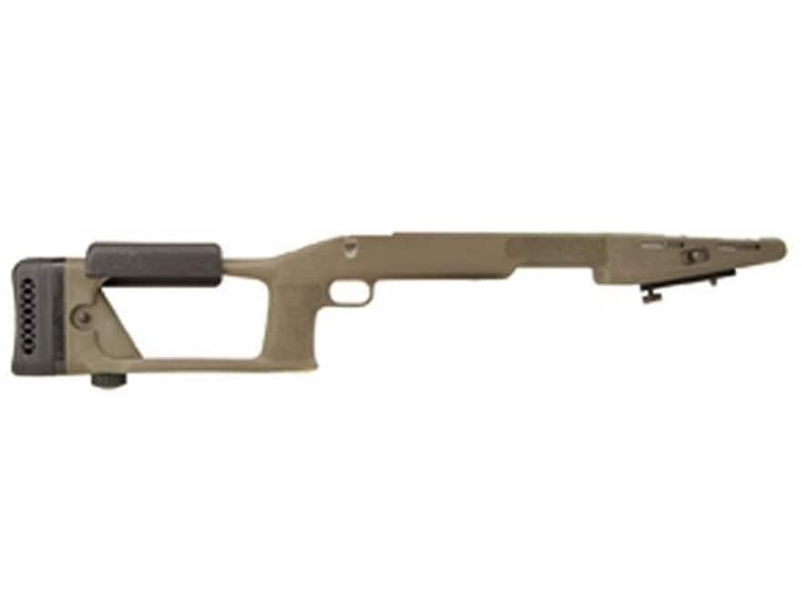 Choate Ultimate Sniper Rifle Stock Savage 10 Series Short Action