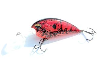 Jenko Fishing CD7 Silent Crankbait Flaming Craw