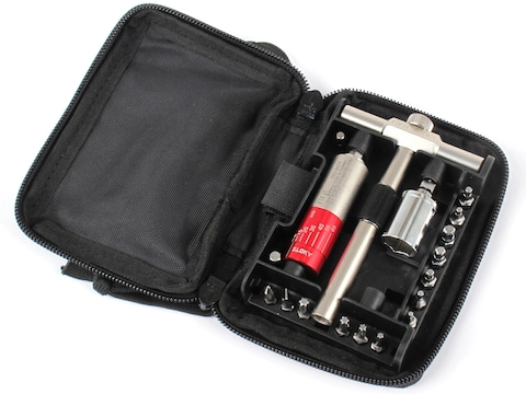 Fix It Sticks All-In-One Torque Limiter Bit Driver Kit with Pouch
