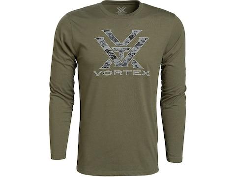 Vortex Optics Men's Digi Camo Core Logo Long Sleeve T-Shirt