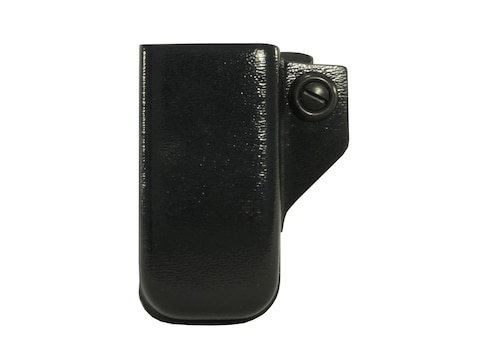 Galco Kydex Single Magazine Pouch 40 S&W, 9mm Double Stack Metal Magazine Black