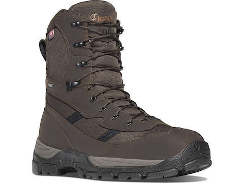"""Danner Alsea 8"""" Insulated Hunting Boots Leather/Synthetic Men's"""