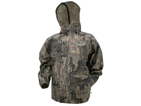 Frogg Toggs Men's Pro Action Rain Jacket Synthetic Blend