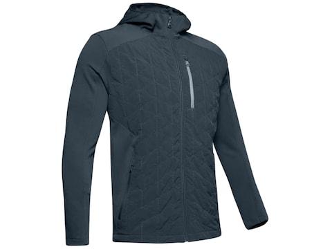 Under Armour Men's UA ColdGear Reactor Hybrid Lite Jacket Polyester