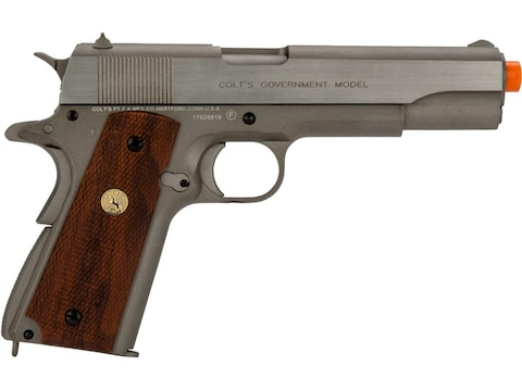 Colt 1911 MKIV Series 70 CO2 Powered Airsoft Pistol
