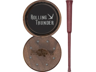 Rolling Thunder Game Calls Glass Pot Turkey Call