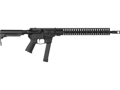 "CMMG Resolute 200 MKGS Rifle 9mm Luger 16.1"" Barrel, 33-Round Black"