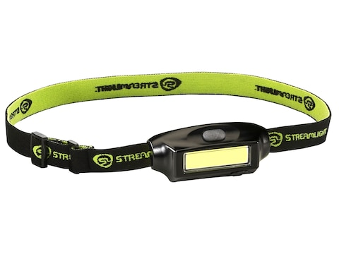 Streamlight Bandit USB Headlamp LED with Rechargeable Lithium Ion Battery Polycarbonate