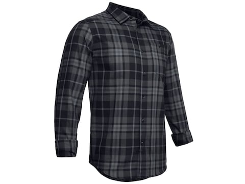 Under Armour Men's UA Tradesman 2.0 Flannel Long Sleeve Cotton/Poly
