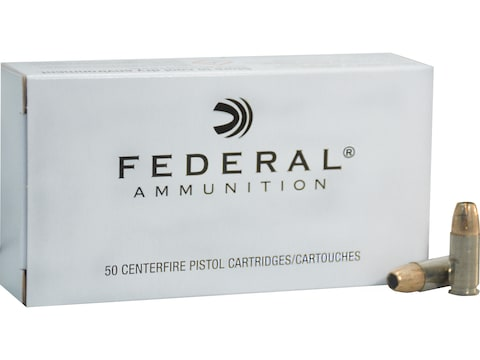 Federal Premium Training Ammunition 9mm Luger 147 Grain HST Jacketed Hollow Point