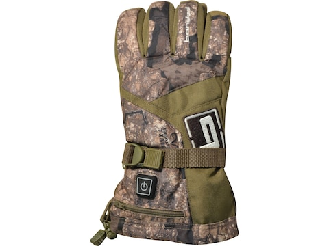 Banded Men's H.E.A.T. Heated PrimaLoft Insulated Gloves Polyester