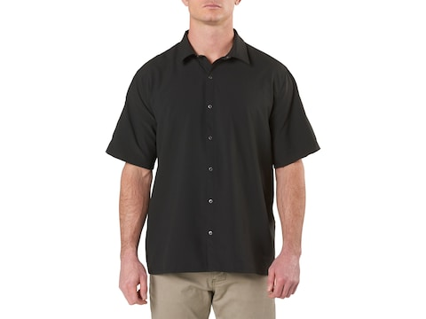 5.11 Men's Corporate Short Sleeve Shirt Polyester