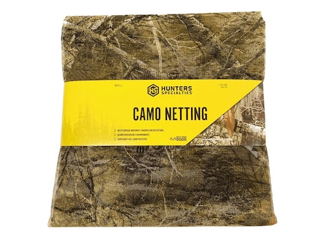Hunter's Specialties 12' Blind Material Netting Realtree EDGE Camo