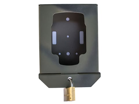 Covert MP Series Bear Safe Trail Camera Security Box Steel