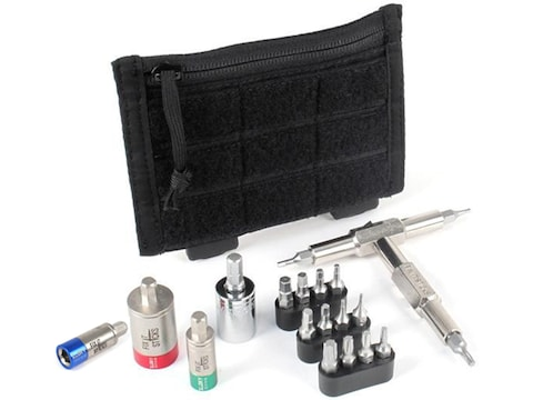 Fix It Sticks Bit Driver Kit Three Limiter with Pouch 65, 25, 15 inch-pounds