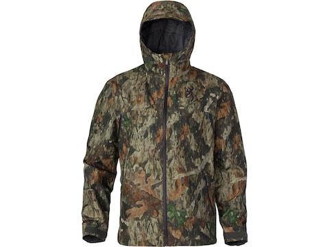 Browning Men's Hell's Canyon Speed Rain Slayer-FM Gore-Tex Waterproof Rain Jacket