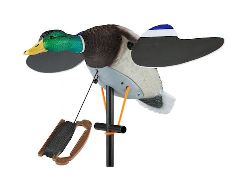 Lucky Duck Air Force Motion Duck Decoy